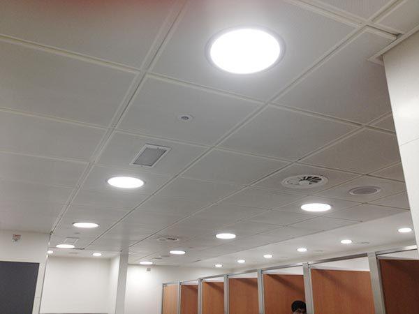 Đèn Led chiếu sáng cho văn phòng, khách sạn