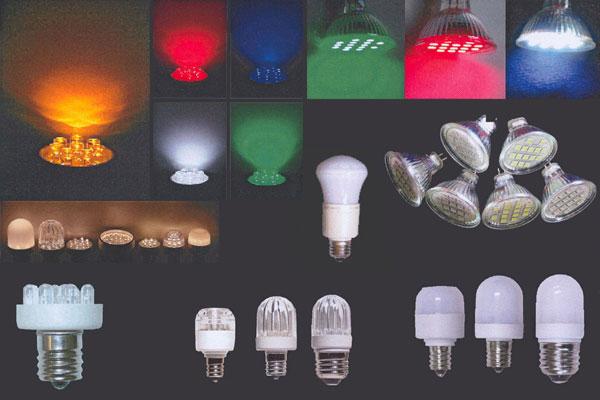 Đèn led đang dần thay thế cho bóng compact