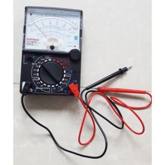 Đồng hồ đo điện vạn năng YX-360 Đỏ